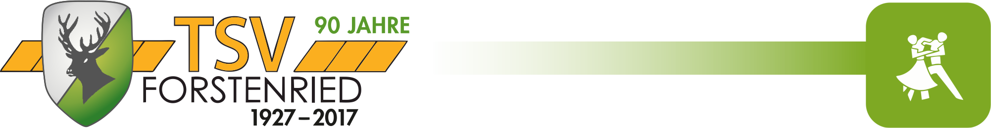 Tanzen im TSV Forstenried Logo